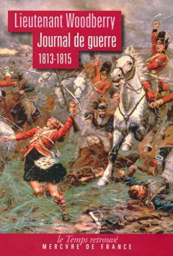 9782715234154: Journal de guerre: (1813-1815) (Le Temps retrouvé)