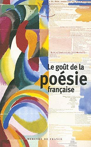 9782715234215: Le goût de la poésie française