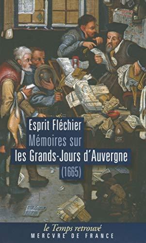 9782715235649: M�moires sur les Grands-Jours d'Auvergne: (1665)