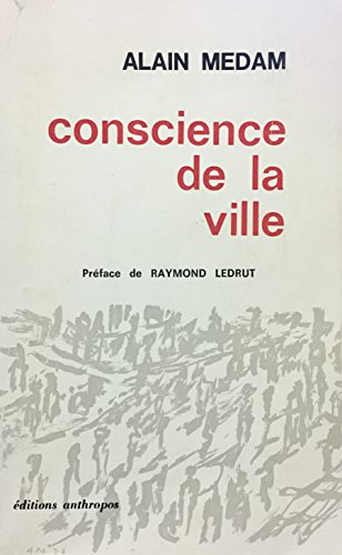 9782715702714: Conscience de la Ville