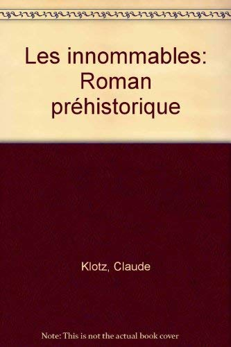 9782715801172: Les Innommables