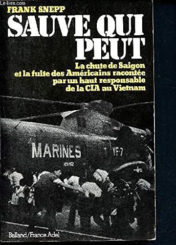 Sauve qui peut (2715801882) by Putte Renée Van De, Putte Pierre Van De Snepp Frank