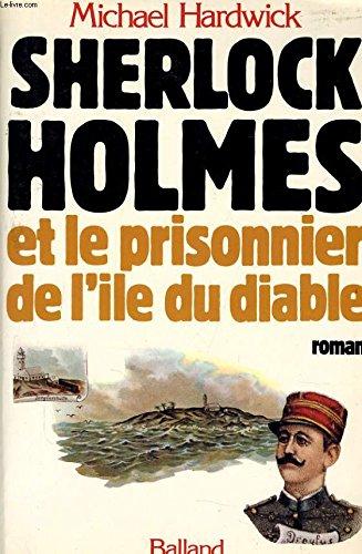 Sherlock Holmes et le prisonnier de l'île du diable (2715802757) by Michael Hardwick