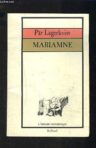 9782715803275: Mariamne