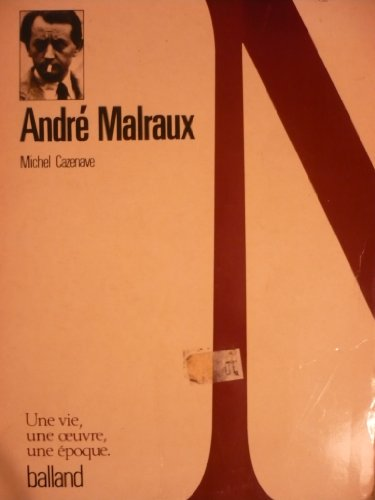9782715805415: Malraux (Collection Phares) (French Edition)