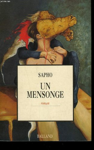 9782715808010: Un mensonge: Roman (French Edition)