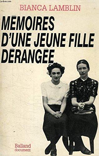 9782715809949: Mémoires d'une jeune fille dérangée (Document) (French Edition)