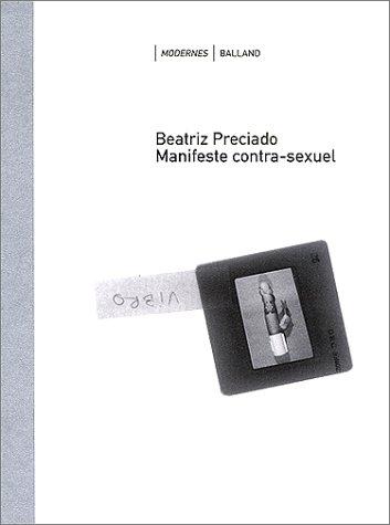 9782715812635: Manifeste contra-sexuel