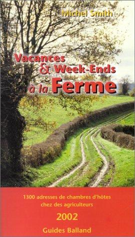 9782715813946: Vacances & Week-Ends à la ferme