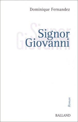 9782715814035: Signor Giovanni