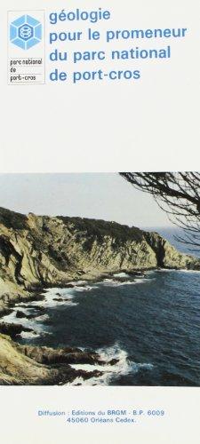 9782715903326: Géologie pour le promeneur du parc national de Port-Cros