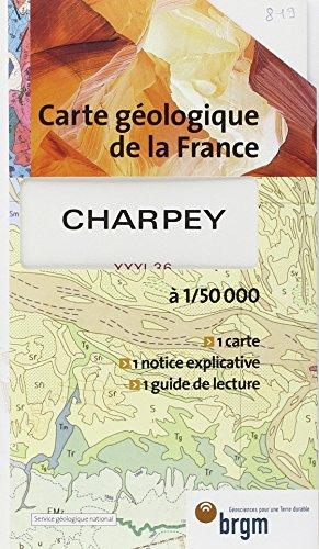 9782715918191: Carte géologique : Charpey