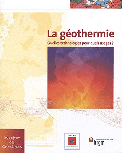 9782715924543: La géothermie (French Edition)