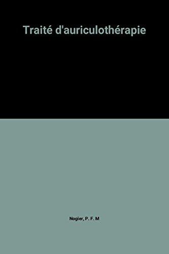 9782716000284: Trait� d'auriculoth�rapie