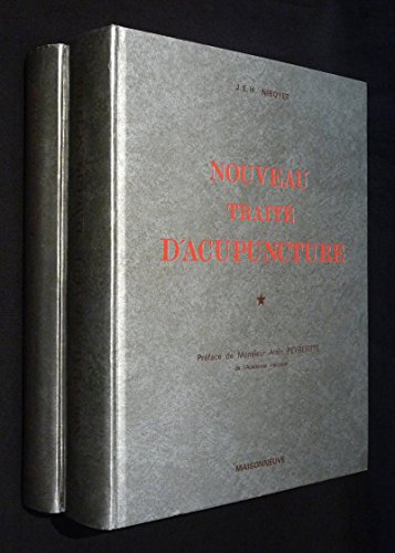 9782716000581: Nouveau traite d acupuncture 2 volumes