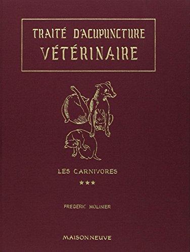 9782716001380: traite d acupuncture veterinaire volume 3