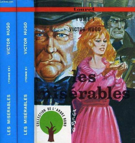 9782716110693: Les miserables, 2 tomes