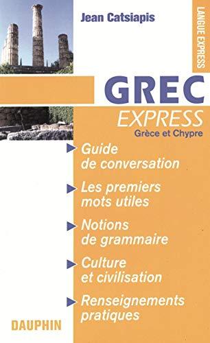 GREC EXPRESS: CATSIAPIS JEAN