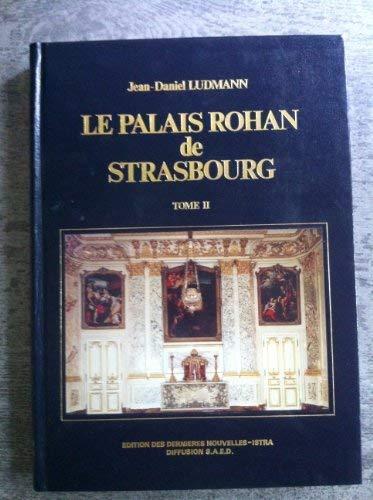 9782716500265: Le Palais Rohan de Strasbourg (French Edition)
