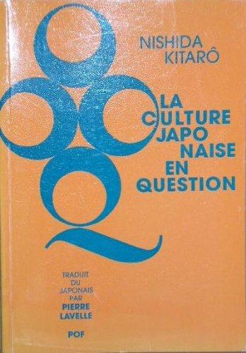 La culture japonaise en question: N. Kitaro