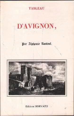 9782717104356: Tableau d'Avignon