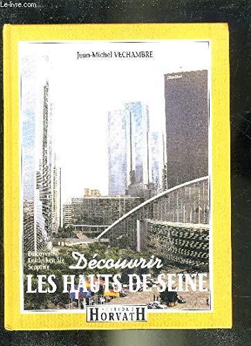 Découvrir les Hauts de Seine: VECHAMBRE Jean-Michel