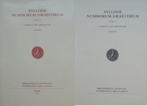 9782717718768: Sylloge Nummorum Graecorum: France II, Cilicie, Edoardo Levante (Sylloge Nummorum Graecorum)