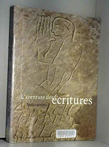 L`Aventure des ecritures - Naissances.: Zali, Anne &
