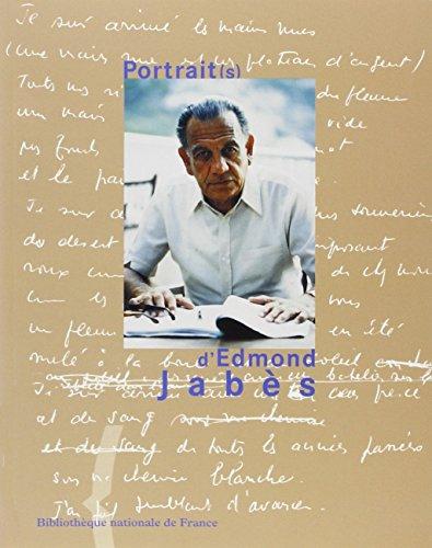 Portrait(s) d'Edmond Jabès: Jaron, Steven