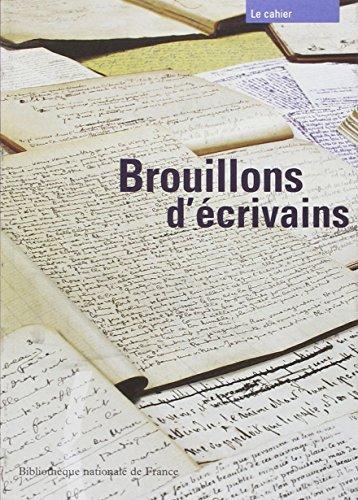 9782717721492: Brouillons d'écrivains