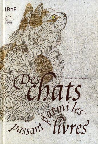 9782717724394: Des chats passant parmi les livres