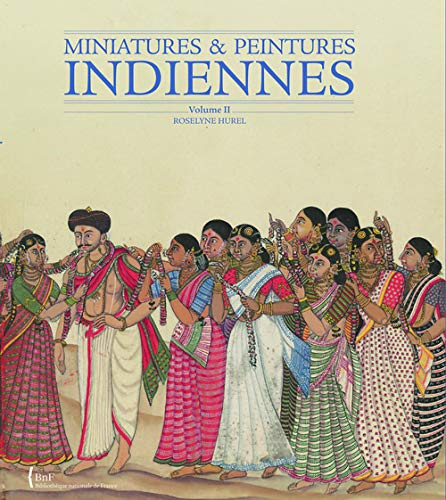 9782717724875: Miniatures & peintures indiennes : Volume 2