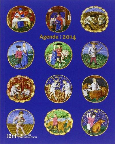 Agenda 2014: Bibliothèque Nationale France