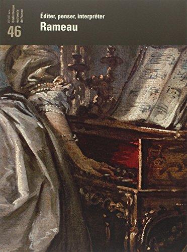 9782717725964: Revue de la bnf n°46 : Rameau