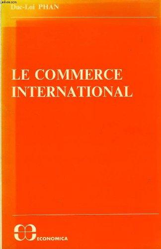 9782717800081: Commerce international 2ed.