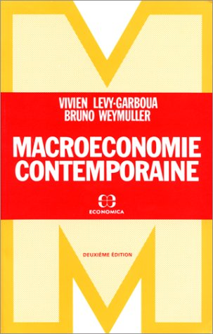 9782717804256: Macroéconomie contemporaine