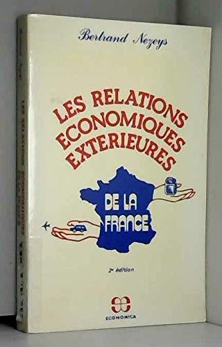 9782717808308: relations economiques exterieures a la france