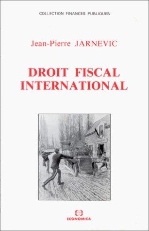 9782717810332: Droit fiscal international