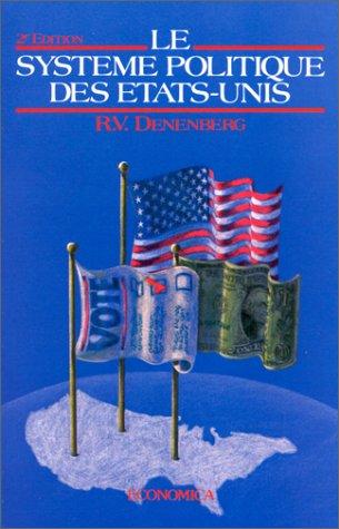 9782717813302: Le système politique des Etats-Unis