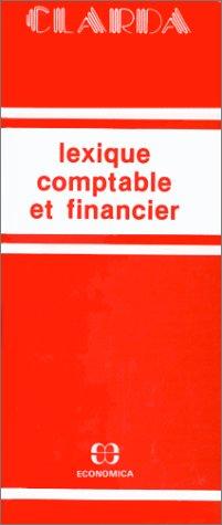 9782717813555: Lexique comptable et financier
