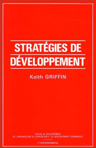 9782717817331: Stratégies de développement
