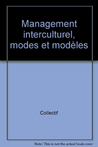 Management interculturel [Jan 01, 1991] Gauthey, Franck et Xardel, Dominique