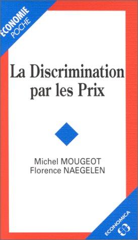 9782717826463: La discrimination par les prix