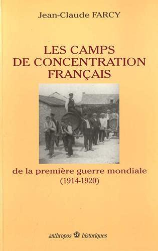 9782717827880: Les camps de concentration de la Première Guerre mondiale