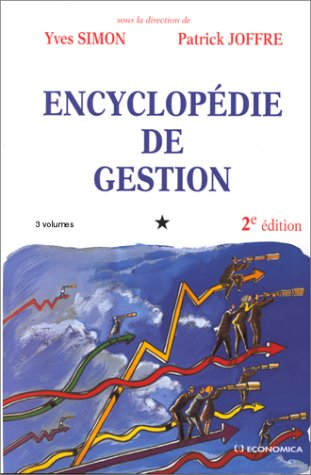 9782717830422: Encyclop�die de gestion - 3 volumes - 2eme edition