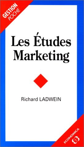 9782717830835: Les études marketing