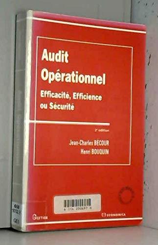 9782717831290: Audit opérationnel