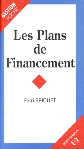 9782717833997: Les plans de financement
