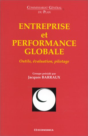 9782717834079: Entreprise et performance globale (French Edition)