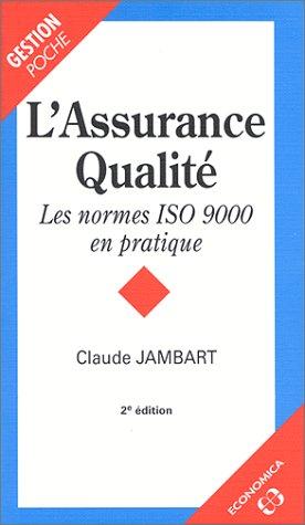 9782717834611: L'assurance qualit�